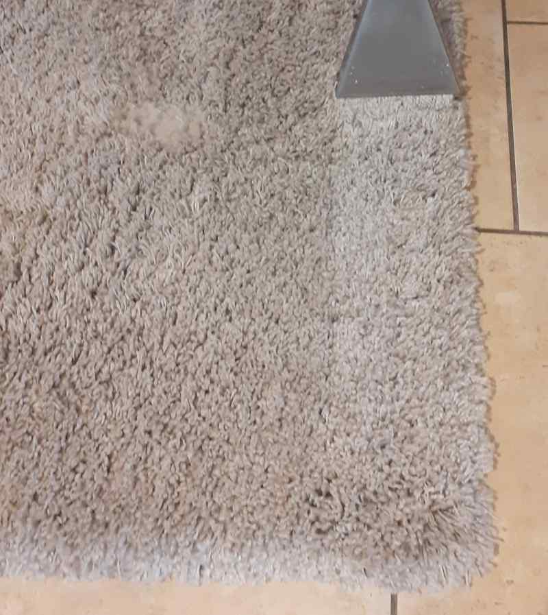grey rug cleaning
